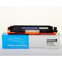 Toner Compatível HP CE310A 310A 126A Preto / CP1020 CP1020WN CP1025 M175 M175A - Premium