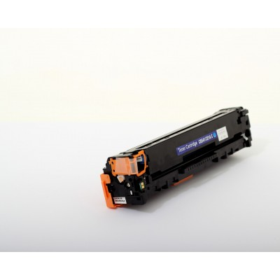 Toner Compatível HP CB541A/CE321A Ciano/ CP1510 CP1515 CP1518 CP1215 CM1312 /CM1415 CM1415FN CM1415FNW CP1525 CP1525NW- Premium